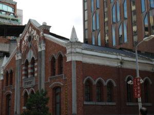 長老派の教会