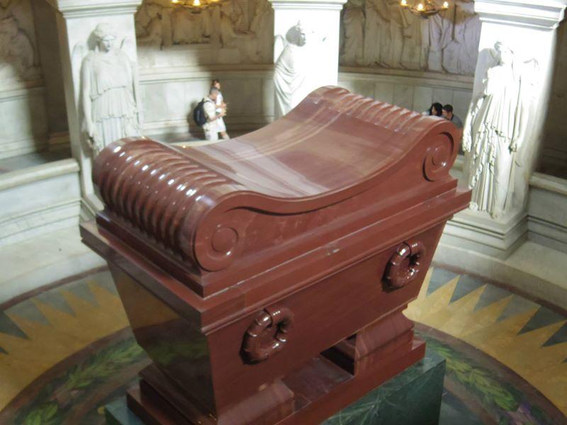 ナポレオンの棺