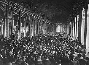 ベルサイユ会議と日本