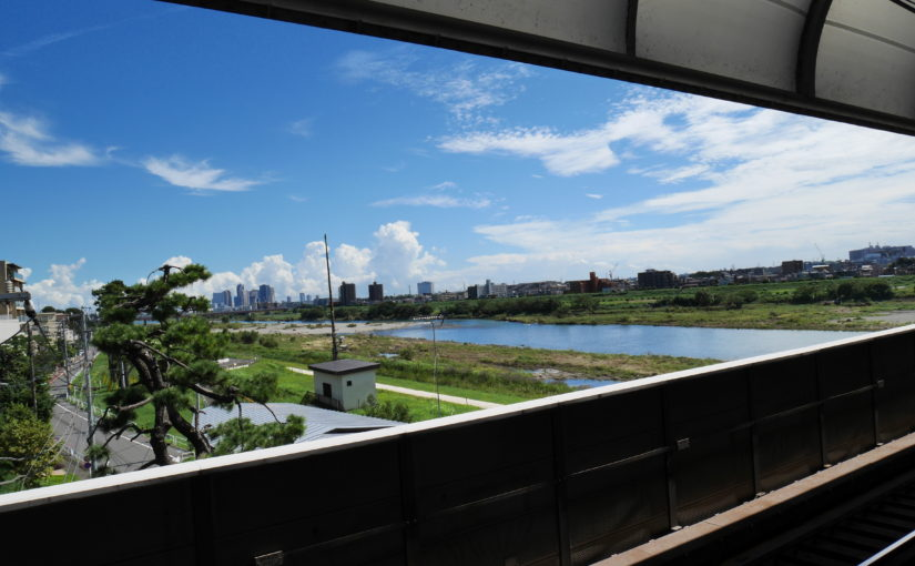 田園都市線の二子玉川駅