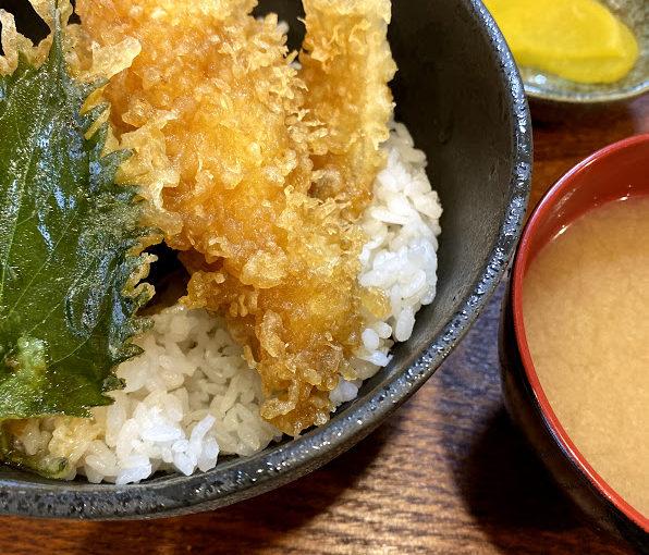 江ノ島の天丼
