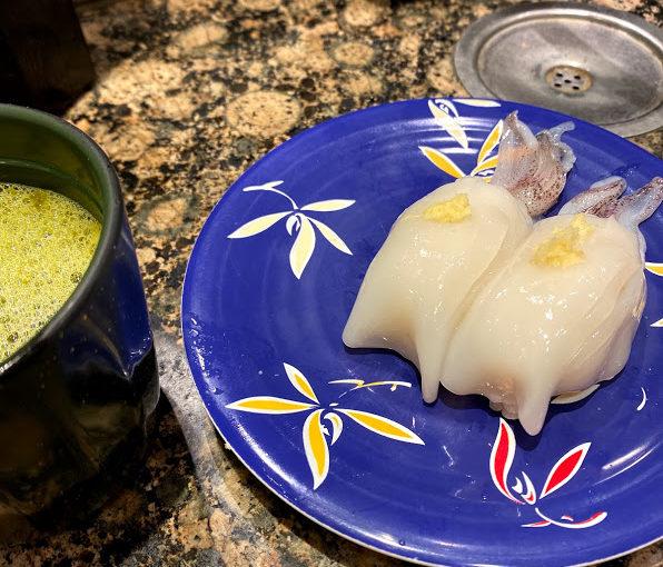 鎌倉の回転寿司