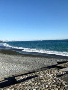 小田原の海岸