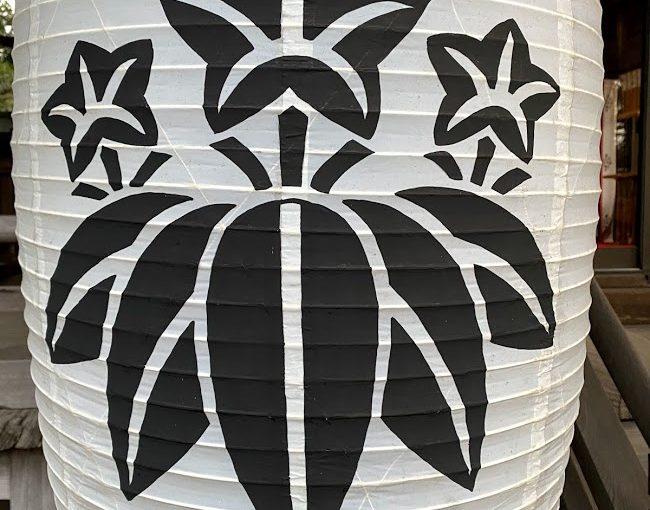 藤沢本町で義経を祀る白旗神社