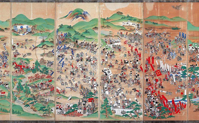 関ケ原の戦い‐家康勝利の理由